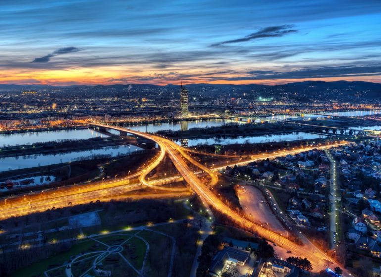 Vienna-donau